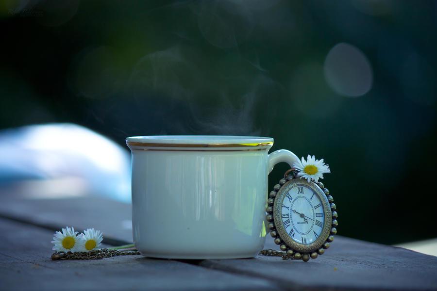 Hot drinks by Pamba