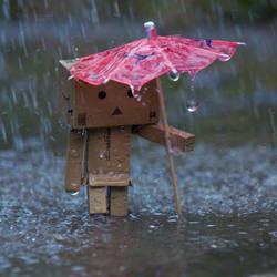 It seems like it's always raining by Pamba