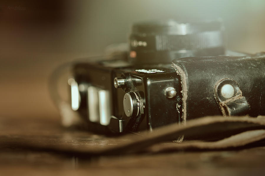 Vintage camera by Pamba