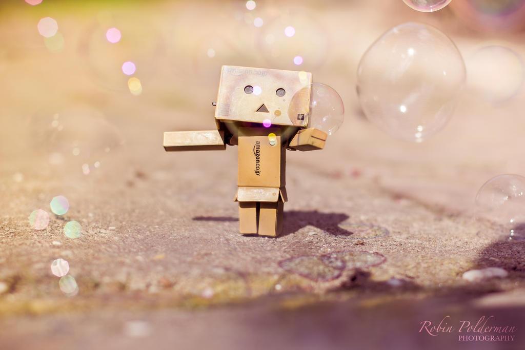Ohh bubbles! by Pamba