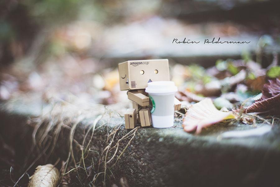 Starbucks for little Danbo