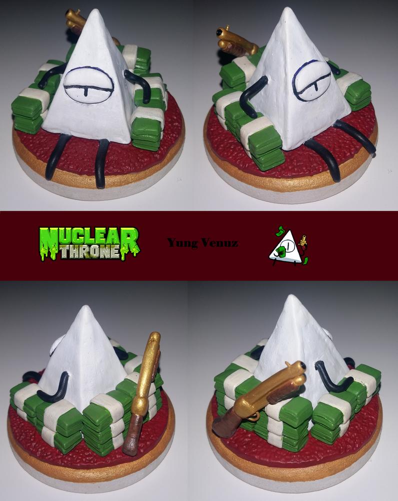 (Nuclear Throne) Yung Venuz Sculpture by Skafandra206