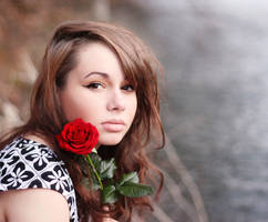 Rose by AndreeaRad