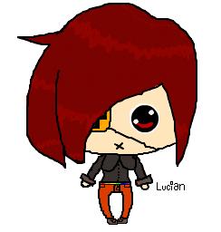 Lucian: An OC of mine. by MsKelia