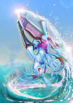 Rainbow Dash JetSki