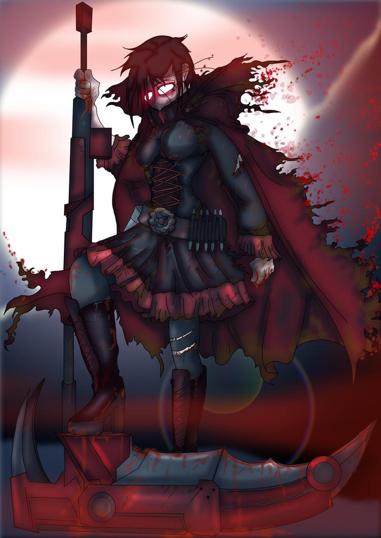Ruby Rose by Toonlancer