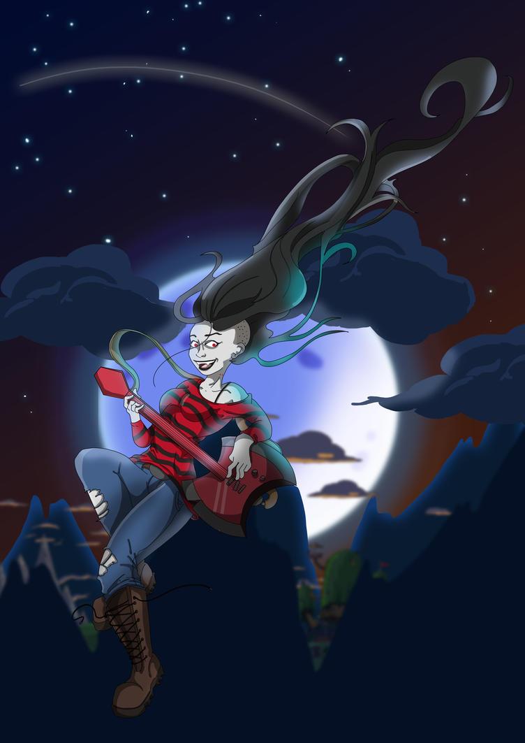 Marceline by Toonlancer