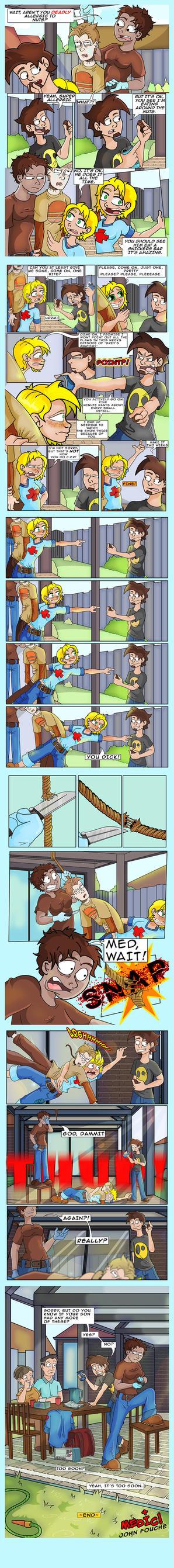 Medic Hangman 2 by Toonlancer