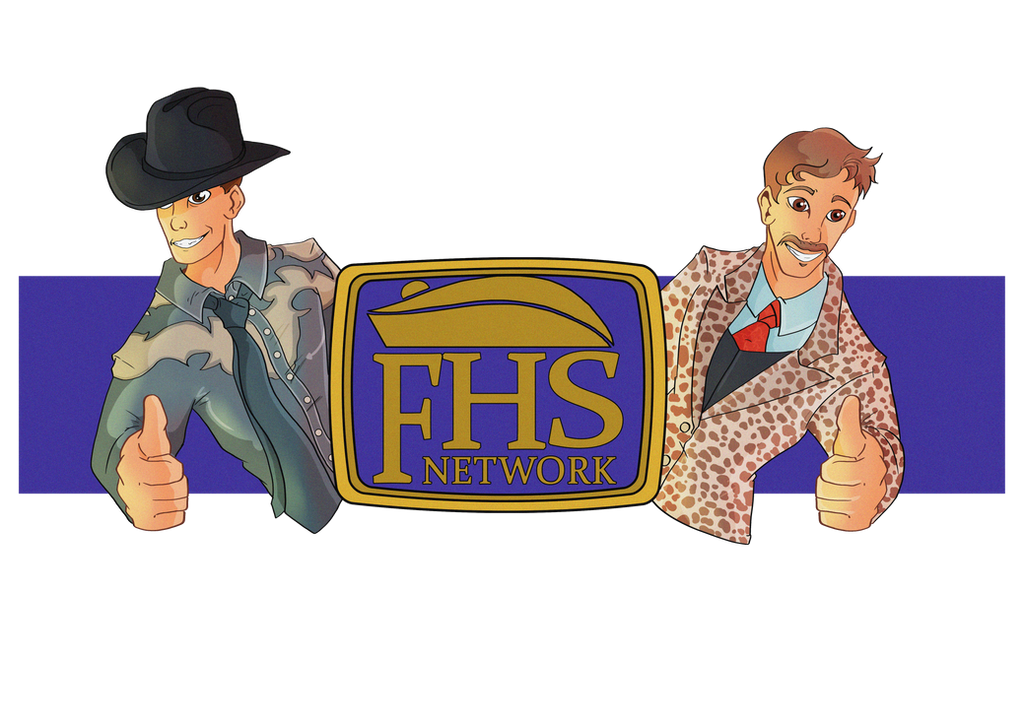 Funhaus Shopping Network by Toonlancer