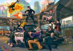 achievement hunter bumcheese GTA by Toonlancer