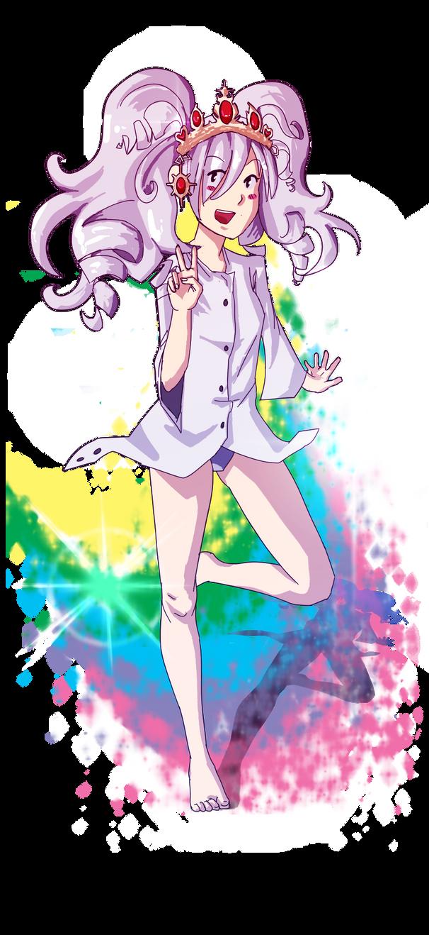 Queen Magical Girl by iovu