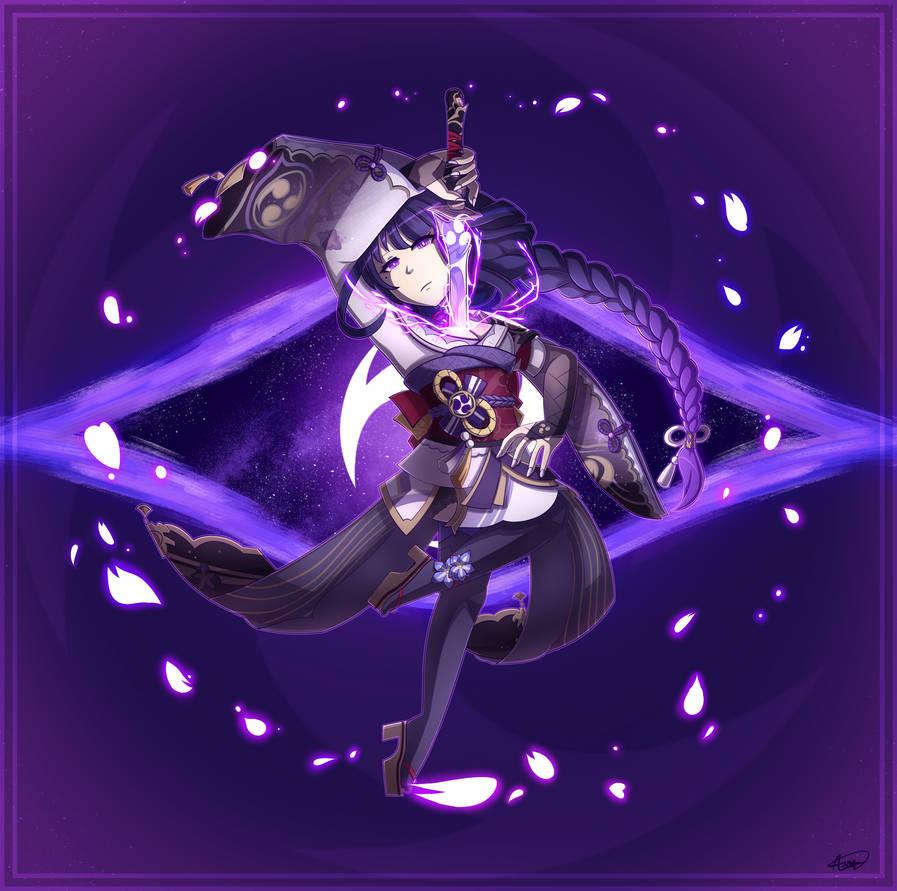 Eternity - Raiden Shogun