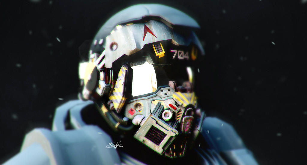 Helmet Design by SeaMonkey1