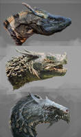 Dragon bashes by SeaMonkey1