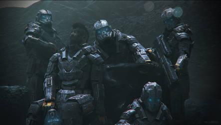 Project Hellbound - Crew