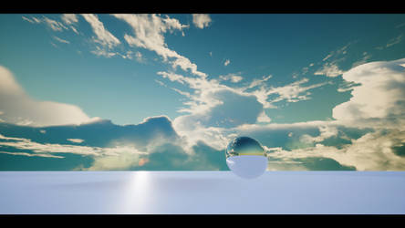 SkyCard - Cloud Cards With Volumetric Effects