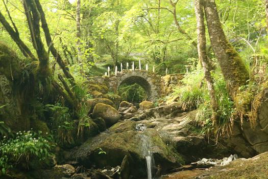 The Fairy Bridge in Glen Creran