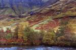 Highland Autumn by MaresaSinclair