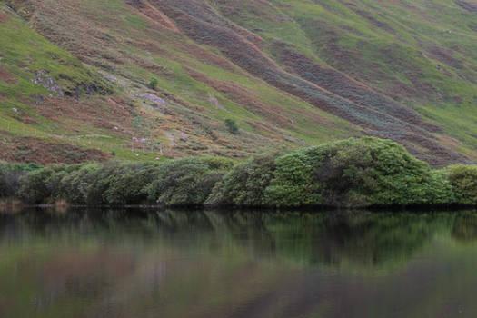 Colours of Glen Etive