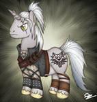 Ponified Geralt