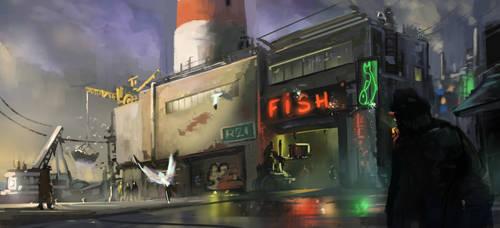 Fish by Kolsga