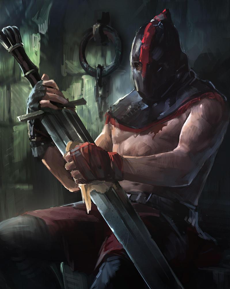 Executioner by Kolsga