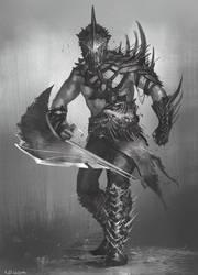 Fish Gladiator