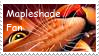 Mapleshade Fan Stamp by Warriorcats-Stamps