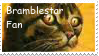 Bramblestar Fan Stamp by Warriorcats-Stamps