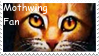 Mothwing Fan Stamp by Warriorcats-Stamps