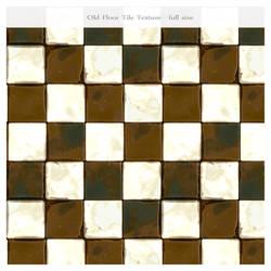 Old Floor Tile full size tiled example