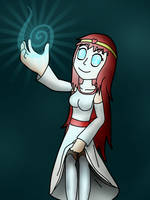 (Self-)hypnotic spiral spell by nettimato