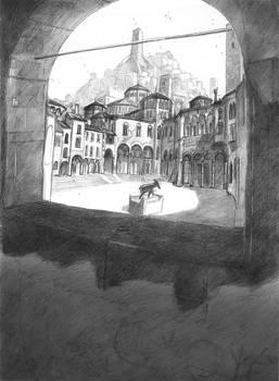 The City of Nym - streetview