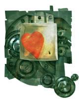 Heart shaped Box by DreamMaze