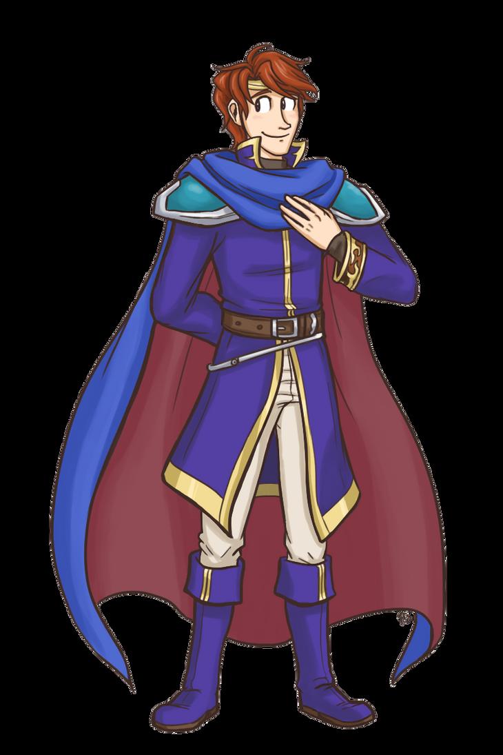 Eliwood (History of the Emblem contest)