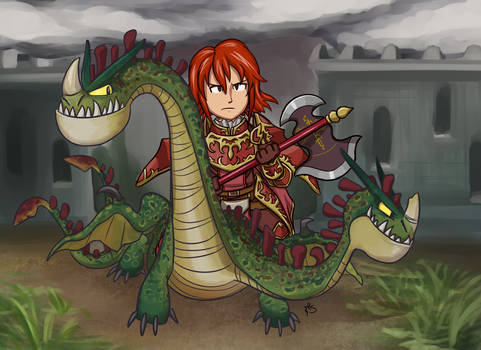 How to Train Your Wyvern: Minerva