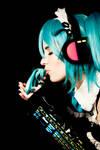 Miku's Kiss
