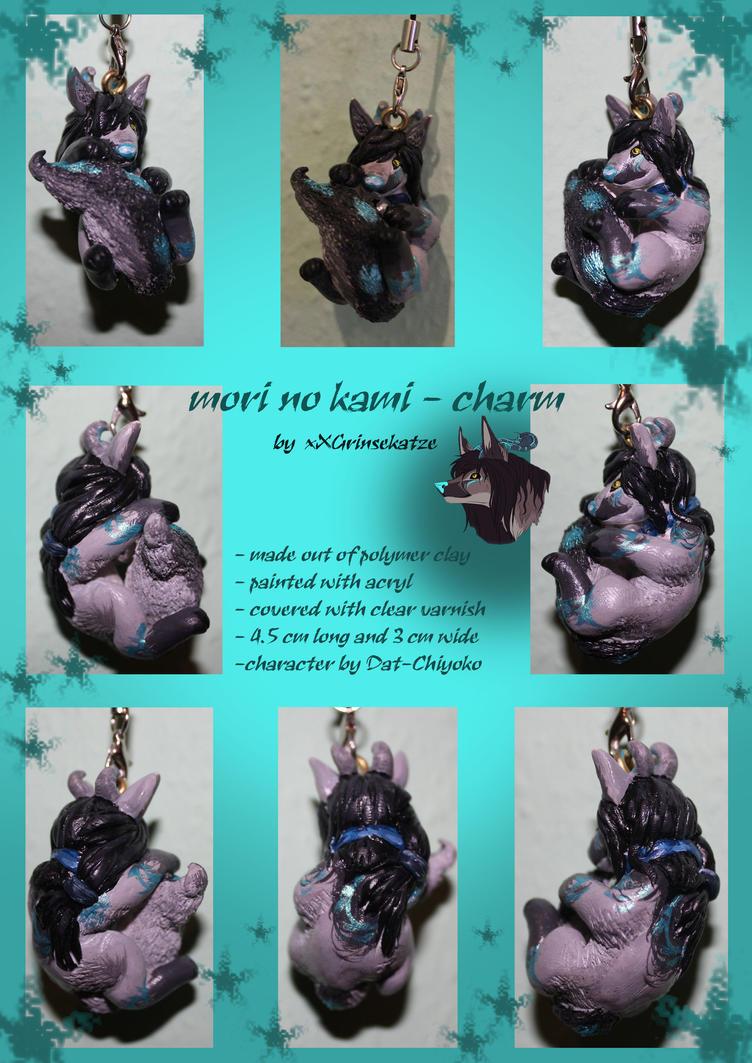 Mori no kami - charm by xXGrinsekatze