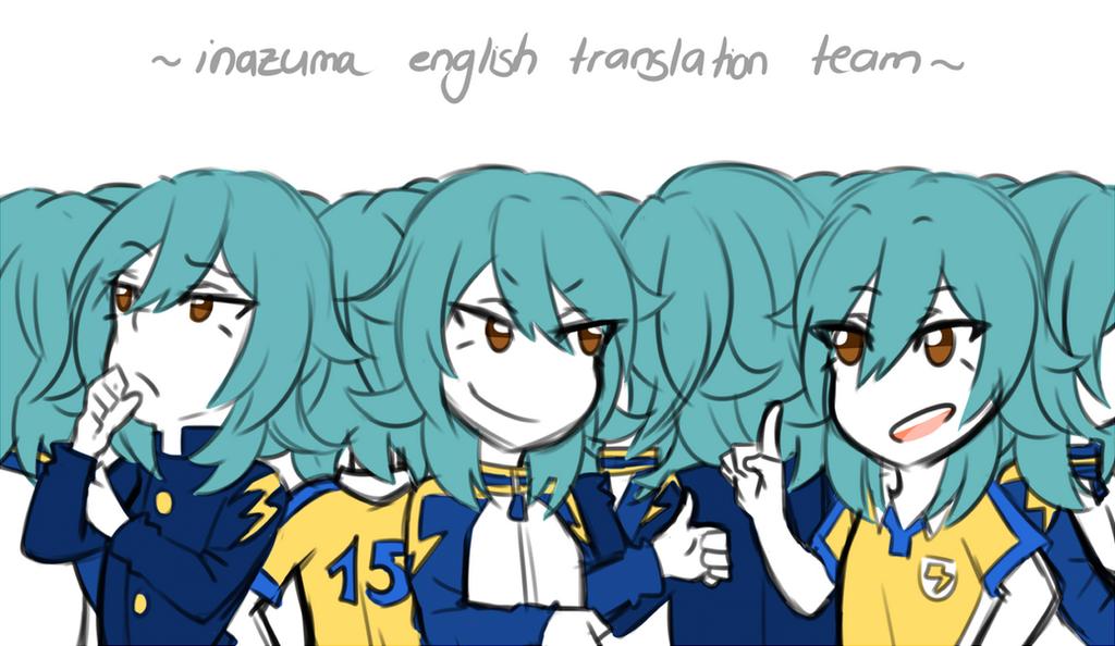 English Inazuma Translation Team by VIMYO