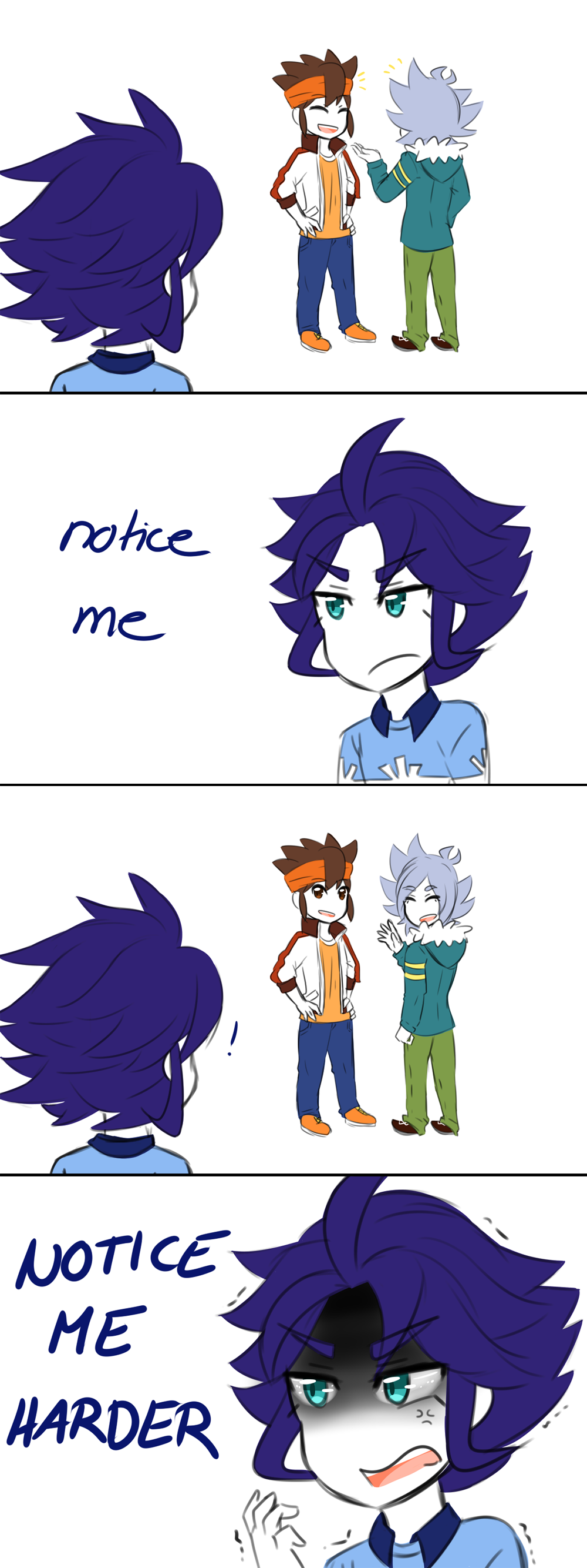 Notice Me by VIMYO