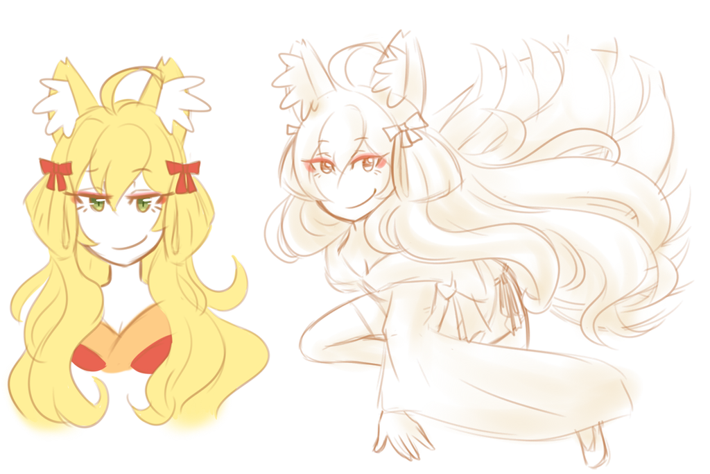 Kitsune by VIMYO