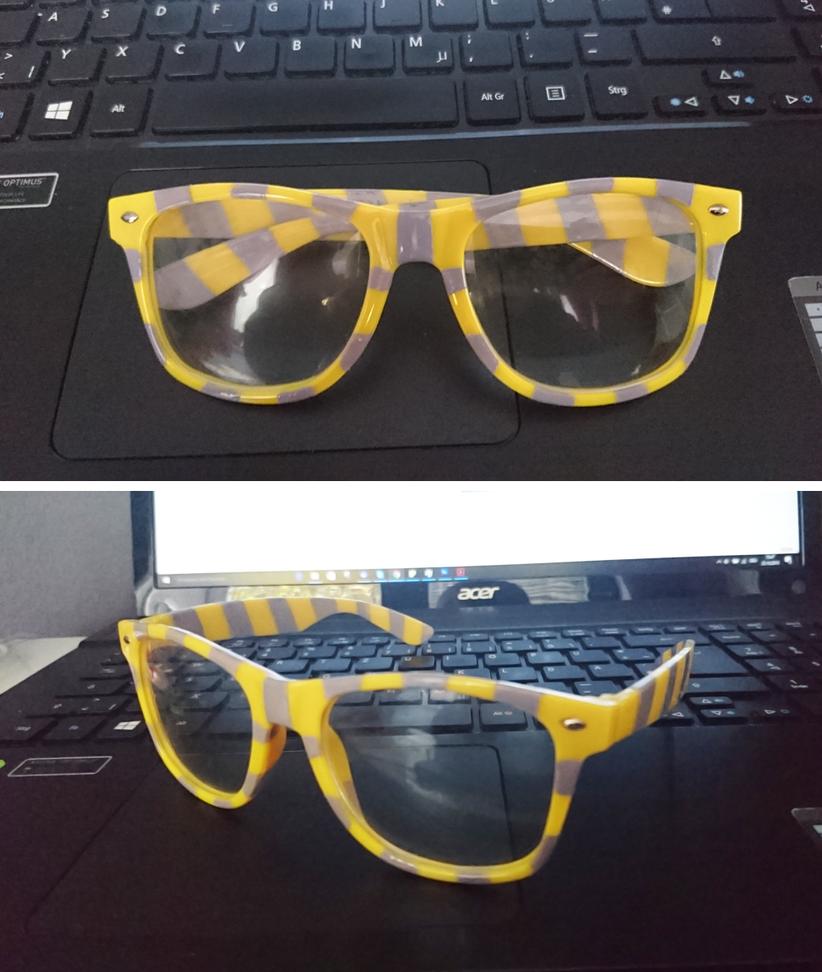 Seven Glasses by VIMYO