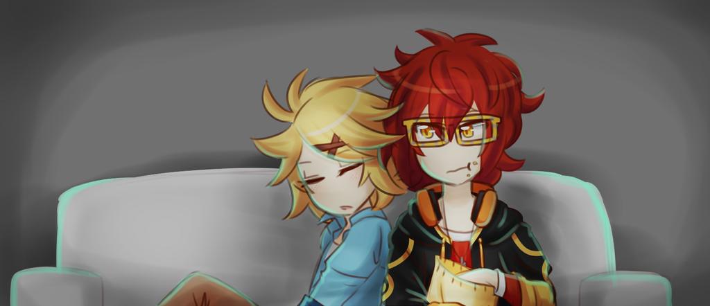 Sleeping by VIMYO