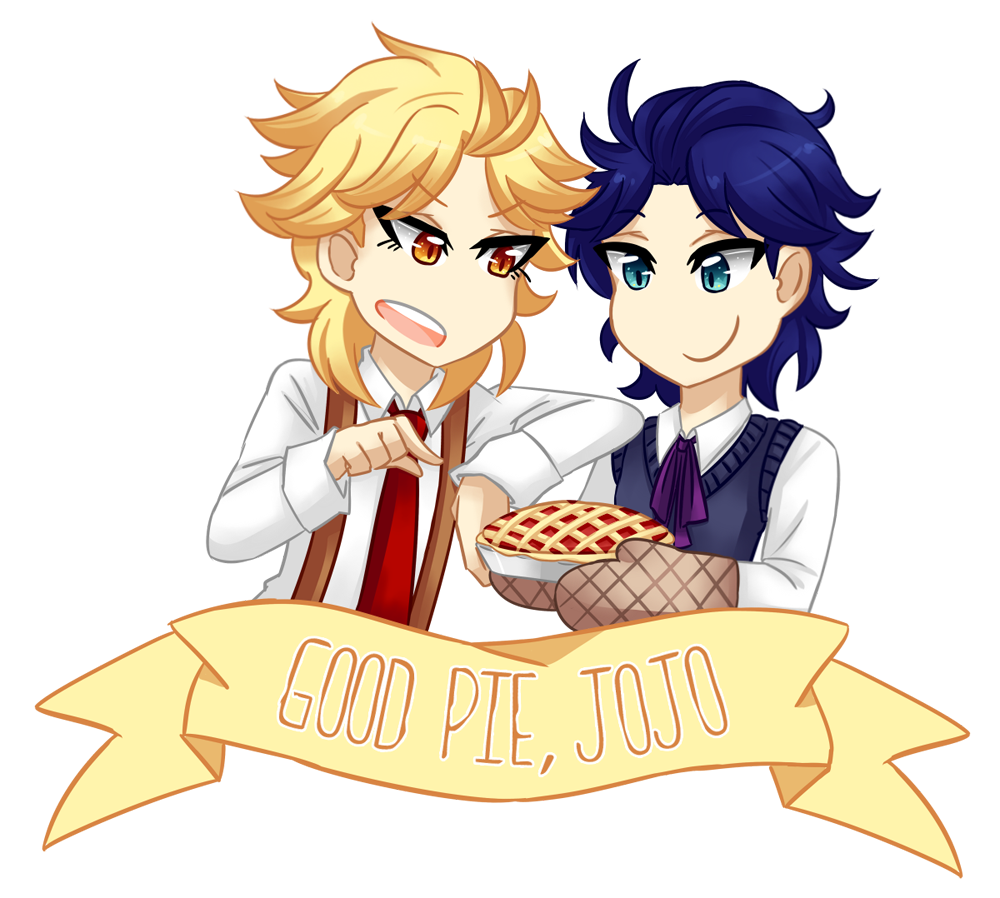 GOOD PIE, JOJO! by VIMYO