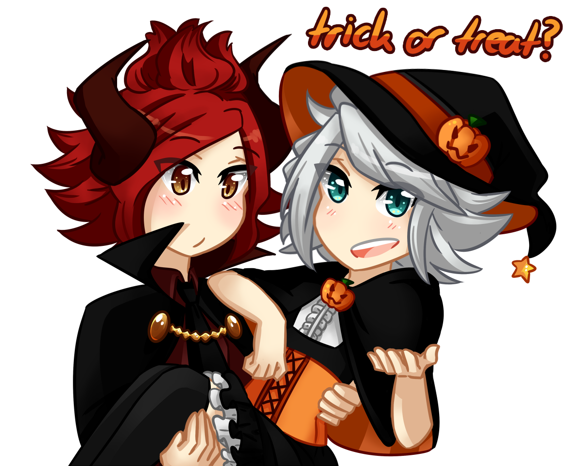 Trick Or Treat? by VIMYO