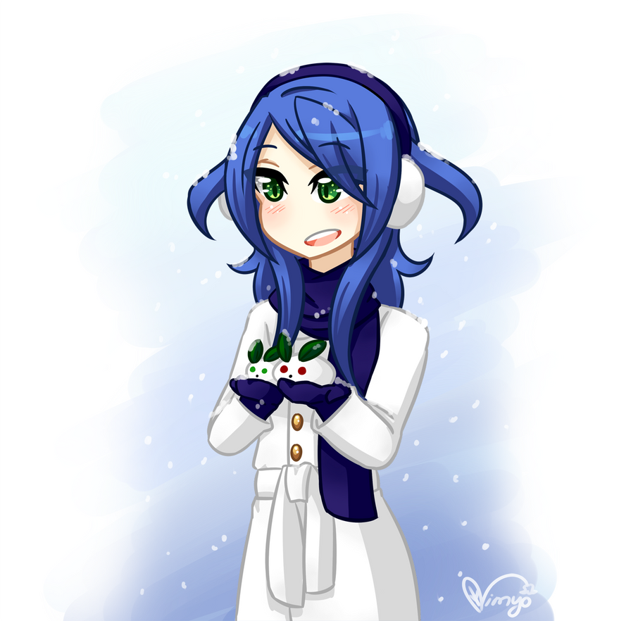Winter Ishigashi by VIMYO