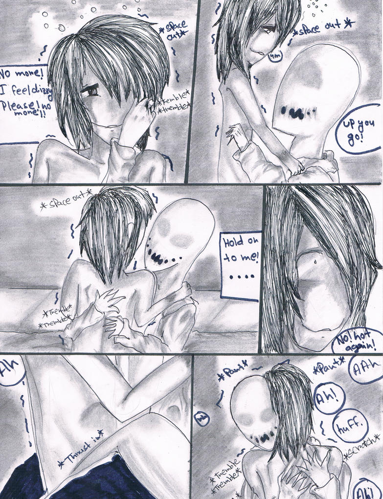 slender man raping a girl porn