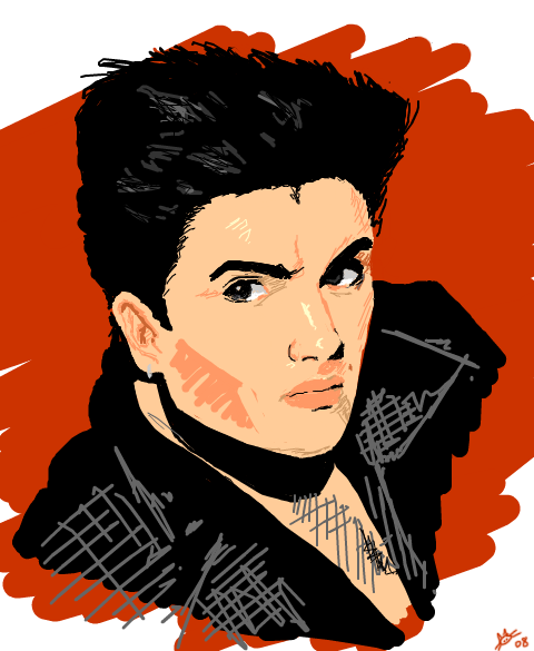 George Michael by Kotszok