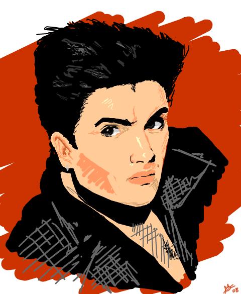 George Michael by Kotszok