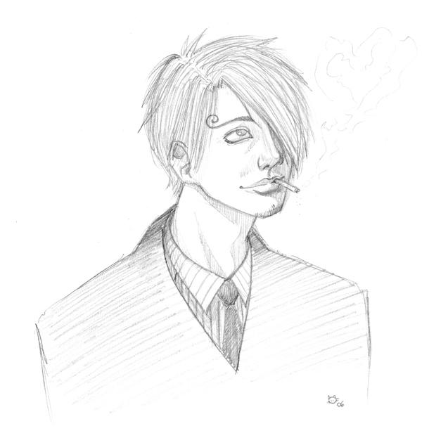 Real Sanji by Kotszok